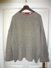 """French design """"dorothee bis"""" Loose fitting Jumper Mohair & Wool Cost £178"""
