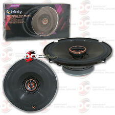 "INFINITY REF-6522ex 6.5"" 2-WAY CAR AUDIO SHALLOW MOUNT COAXIAL SPEAKERS (PAIR)"