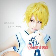 Kuroko no basuke Kise Ryota cos cosplay wig