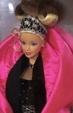 1998 Happy Holidays Barbie doll NRFB Christmas Holiday