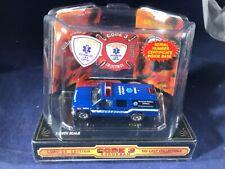 N-86 CODE 3 DIE CAST FIRE ENGINE 1:64 SCALE HAZELTON GENERAL HOSPITAL PARAMEDIC