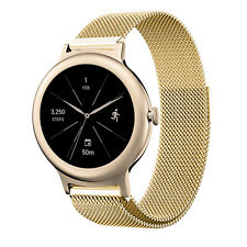 Magnetic Milanese Loop Watch Band Strap for LG Watch Style W270