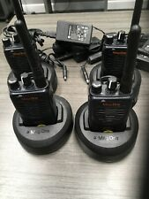 Motorola BPR40 UHF 8 Channel Portables