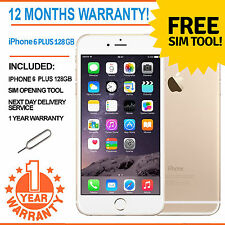 Apple iPhone 6 Plus 128GB Factory Unlocked - Champagne Gold
