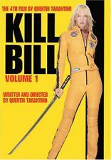 Dvd - Action - 2 Movies - Kill Bill Volume 1 & Kill Bill Volume 2 - Uma Thurman