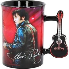New Elvis Presley 68 Ceramic Mug Cup Official UK Licensed 1968 Art Novelty Gifts