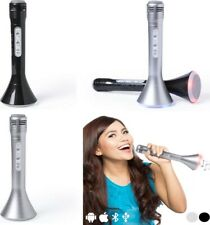 Altavoz Bluetooth Portatil 3W,Microfono,4 LED,ranura microSD,bateria recargable