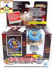 Beyblade Metal Fury Trottola L-DRAGO GUARDIAN B-159 Difesa by Hasbro Nuova
