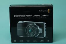 Blackmagic Pocket Cinema Camera, used excellent condition