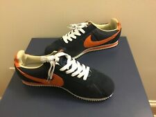 Shoes Blue and Orange Cortez by Nike Size 10 Men