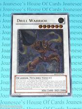 Drill Warrior ABPF-EN041 Ultimate Rare Yu-gi-oh Card Mint (U) New