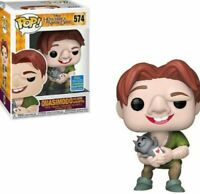 QUASIMODO SDCC Funko Pop Vinyl New in Mint Box + Protector