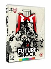 Future Shock: The Story Of 2000AD Comic (DVD) New Judge Dredd Documentary