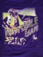 The Invisible Man T-Shirt L - Universal Monsters - Horror