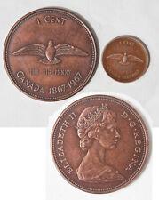 1867-1967 Big Penny Token.