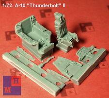 "1/72. A-10 ""Thunderbolt"" II resin cockpit set,  by ""NeOmega"""