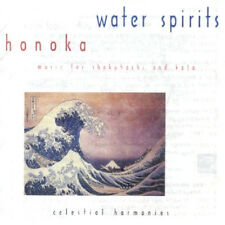 WATER SPIRITS: MUSIC FOR SHAKUHACHI AND KOTO — HONOKA
