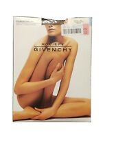 Vintage Givenchy New Foundations 541 Cacao Shaper Control Top Pantyhose Sz B