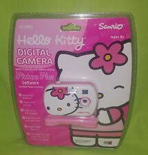 Hello Kitty 2008 Digital Camera KT7002 Brand New