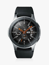 Samsung Galaxy 46mm Smart Watch - Black/Silver (NEW IN BOX SEALED)