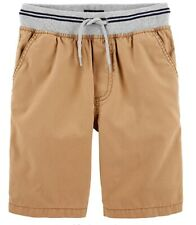 OshKosh BGosh Boys Pull-On Shorts - Cedar