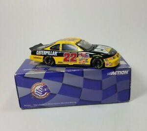 1999 1:32 Ward Burton #22 Caterpillar Pontiac Limited Edition 1 of 4000 NASCAR