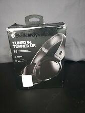 Skullcandy - Riff On-Ear Headphones - Black NEW IN BOX NIB
