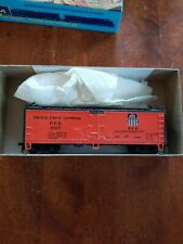 vintage Athearn 5200 40' Reefer Wood HO scale Pacific Fruit Express PFE 20072