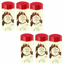 Pack of (6) New Old Spice Deodorant for Men, Timber with Sandalwood Scent, 3 oz