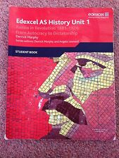 Edexcel AS History Unit 1: Russia In Revolution 1881-1924. ( A Level History)
