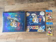 Disney Cruise Line 2007 Scrapbook Kit, Album, Mickey Minnie Mouse Stickers-NEW!