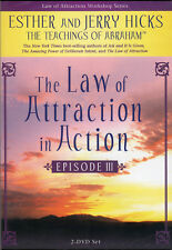 Abraham-Hicks Esther 2 DVD Reality Check Law of Attraction In Action #3