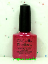 CND Gel Color 7.3ml/0.25fl.oz Nail Polish 90798- Butterfly Queen