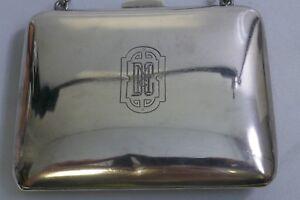 R. Blackington & Co. Sterling Silver Purse Model # 4602