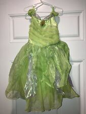Disney Tinkerbell And Bell Dress 5/6