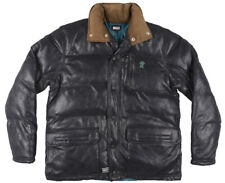 Grizzly Griptape Canton Puffy Jacket Outerwear Winter Snow Cold Coat Mens Navy