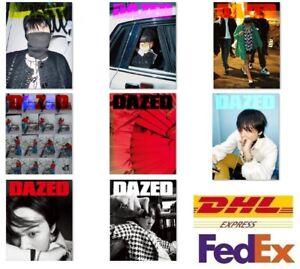 Dazed &Confused 2021 4.5 APRIL MAY Korea Magazine Book G-DRAGON BIGBANG GD Photo