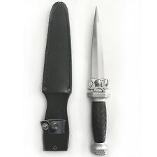 "Moon Phases Wicca Pagan 9-1/2"" Knife Dagger Ritual Athame with 5"" Steel Blade"