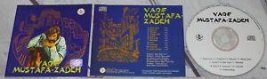 Vagif Mustafa Zadeh - Jazz Tale CD Album Compilation RARE Azerbaijani Jazz