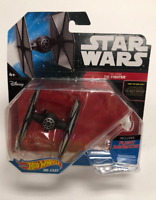 New Hot Wheels STAR WARS - First Order TIE FIGHTER -Die Cast W/ Flight Navigator