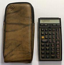 HP 41CV Calculator w/ Survey Module Case