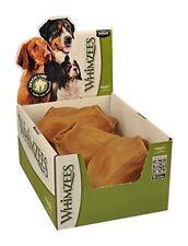 Whimzees Dog Treat, Veggie Ear chew, 18-Pieces