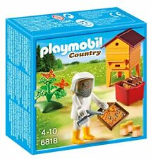 Playmobil 6818 Country Bee Keeper with Honeycombs