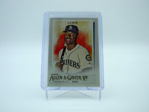 Kyle Lewis Seattle Mariners 2020 Topps Allen & Ginter MLB Baseball Rookie #159