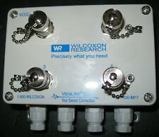 Wilcoxon Research Model CB4 Cable Termination Box