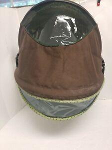 Graco 6C02BGP Umbrella Stroller Canopy  Hood Visor Shade Replacement 2009 Brown