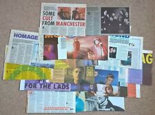 More details for happy mondays uk press interviews cuttings clippings (nme, bummed, pills)