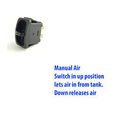V  Air Ride Manual Paddle Valve Switch Air Bag Suspension Lowriders
