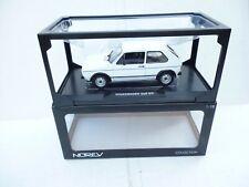 VW Volkswagen Golf 1 MKI GTI 3 Türer 1977 white weiss 1:18 New IN OVP NOREV