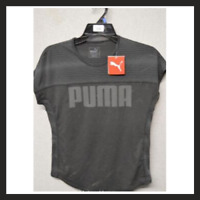 Puma Ladies T-Shirt Yogini Tee Graphic Medium gym running yoga BNWT